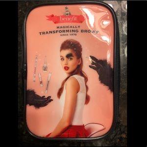 New Benefit makeup bag